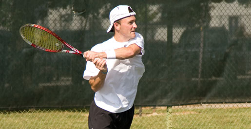 Men's tennis to begin fall schedule at the Louisville Fall Invitational