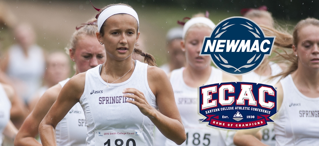 Madeia Garners NEWMAC  and ECAC Women's Cross Country Runner of the Week Honors