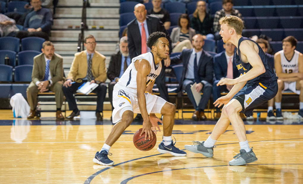 Buzzer-Beating Triple By Williams Gives Emory Men's Basketball Overtime Win over Maryville