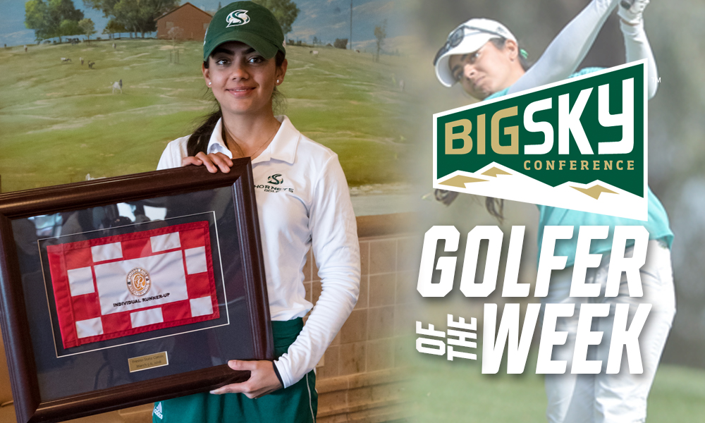 NISHTHA MADAN NAMED BIG SKY GOLFER OF THE WEEK