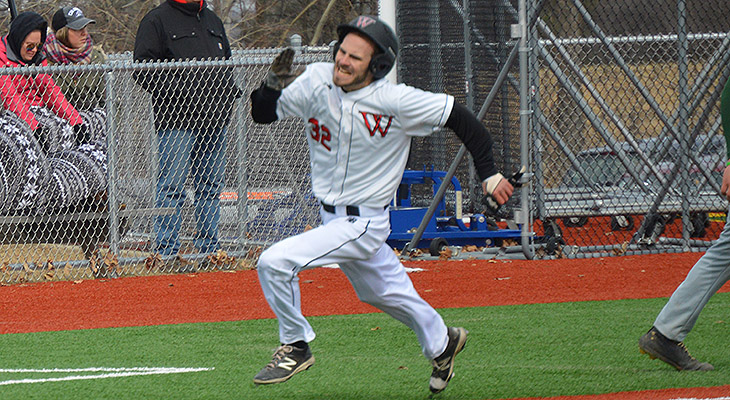 Utica Rallies To Win Back-And-Forth Game Over Wells Baseball
