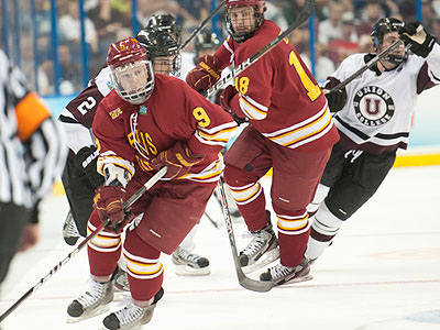 Changes Made To FSU Hockey Schedule