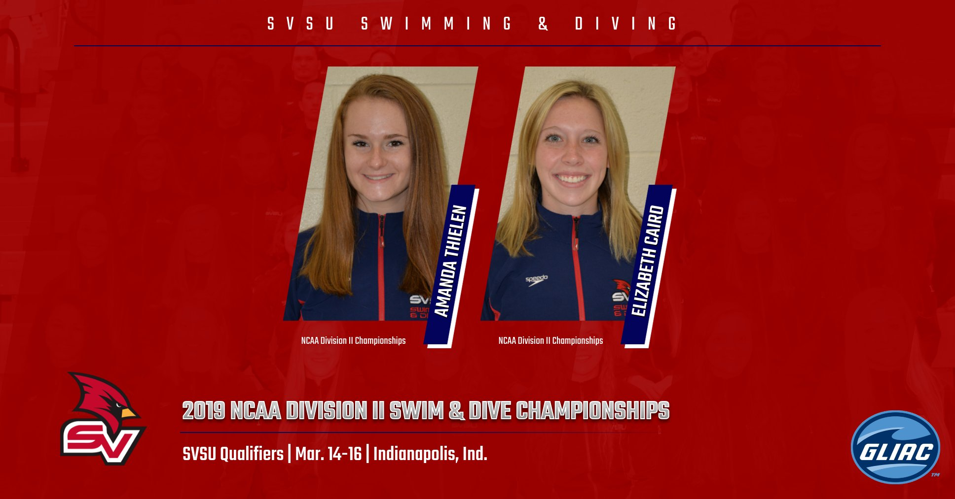 Cardinals finish competition at 2019 NCAA Division II Championships