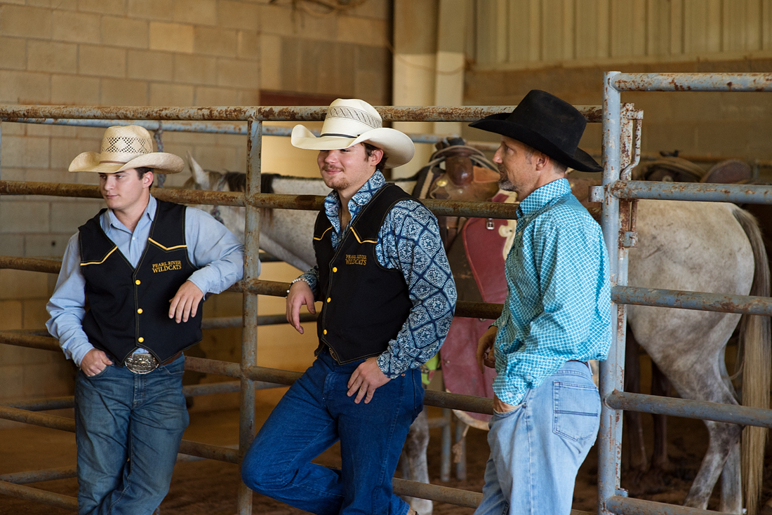 PRCC rodeo team competes in West Alabama Rodeo