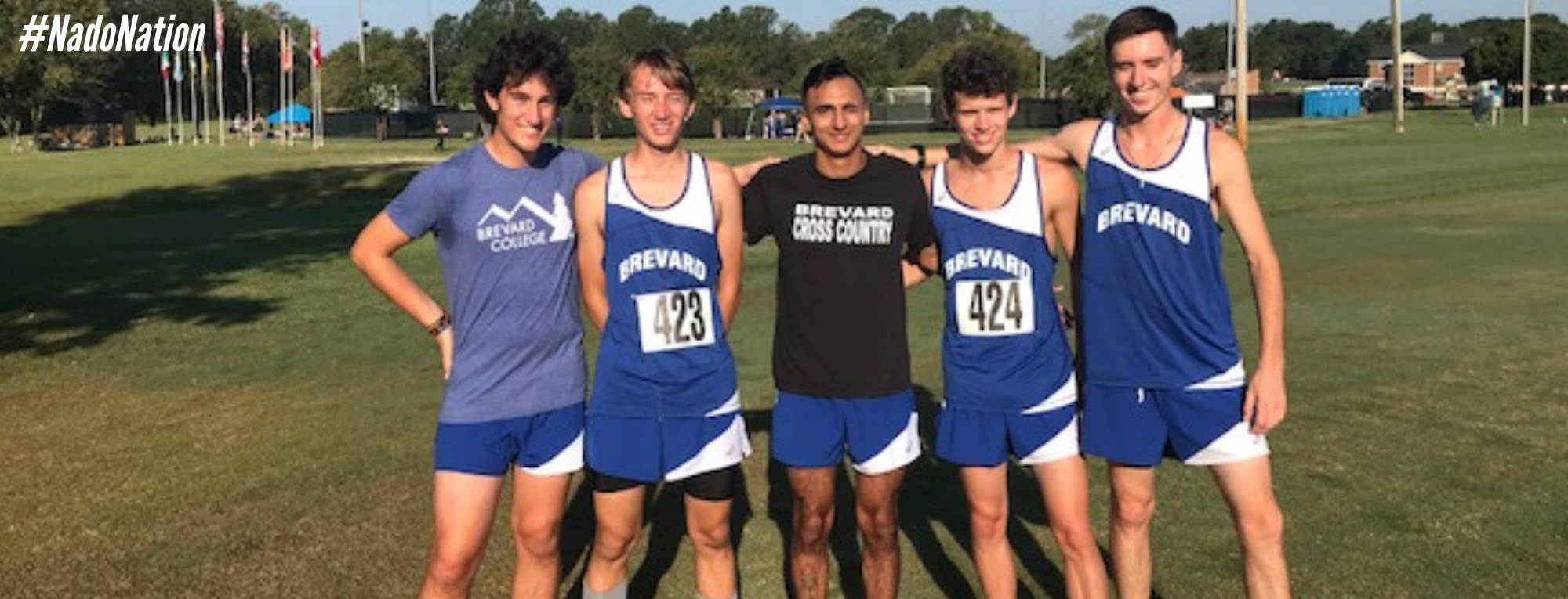 Tornado Cross Country Competes at Bulldog Stampede