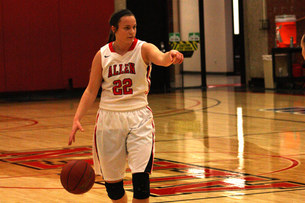 Reilly's Hustle Helps The Lady Red Devils Push Past Pratt