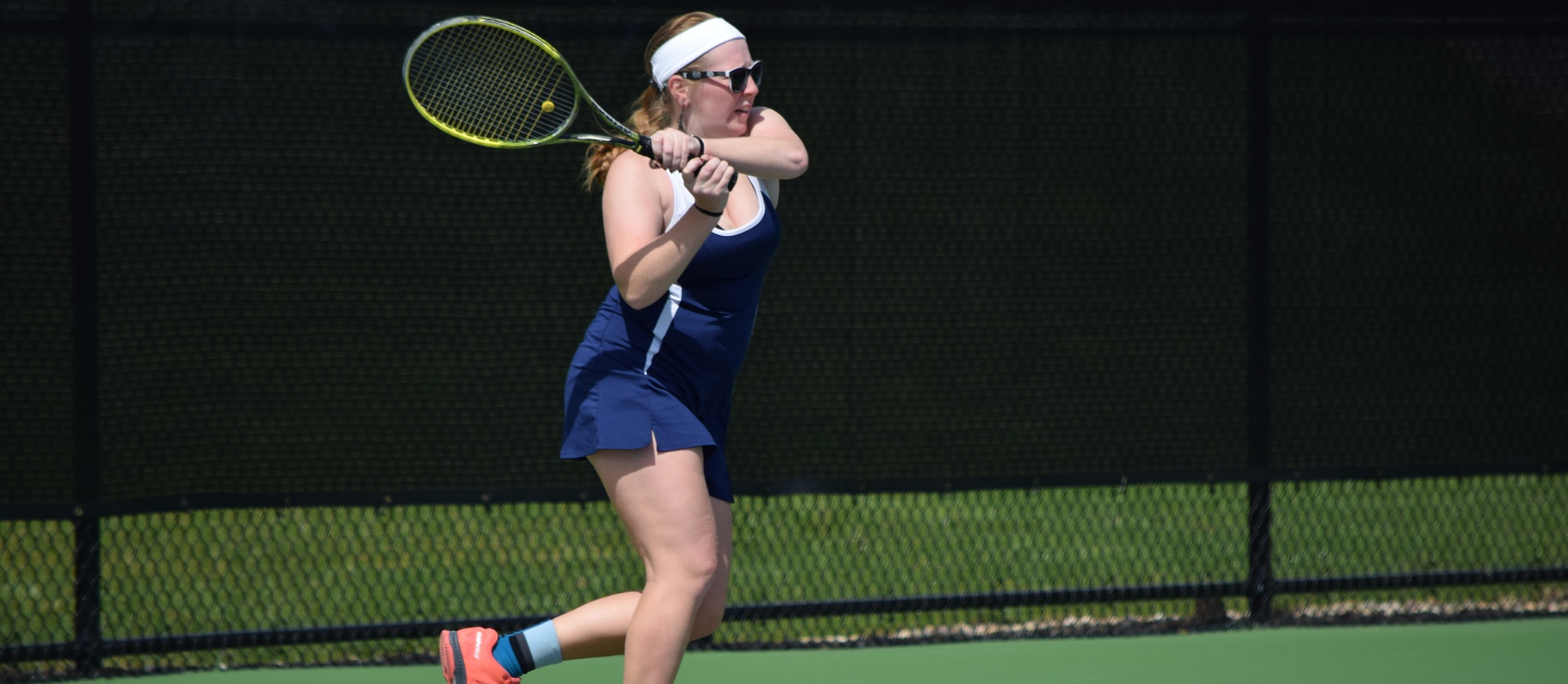 Women's Tennis Falls to Goucher