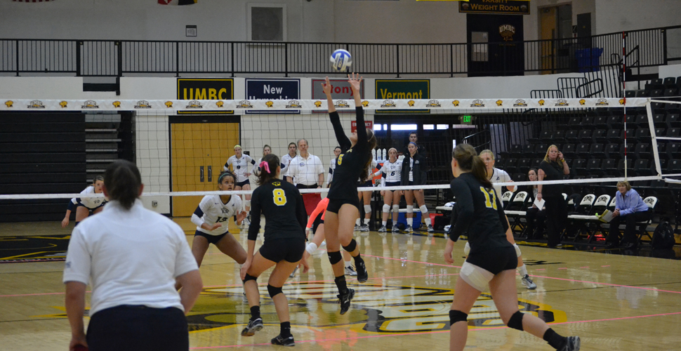 UMBC Returns to the RAC for Weekend #AEVB Doubleheader