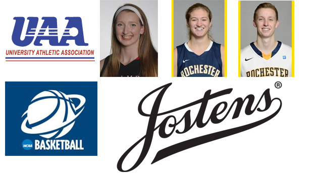 Three UAA Student-Athletes Named Jostens Trophy Finalists
