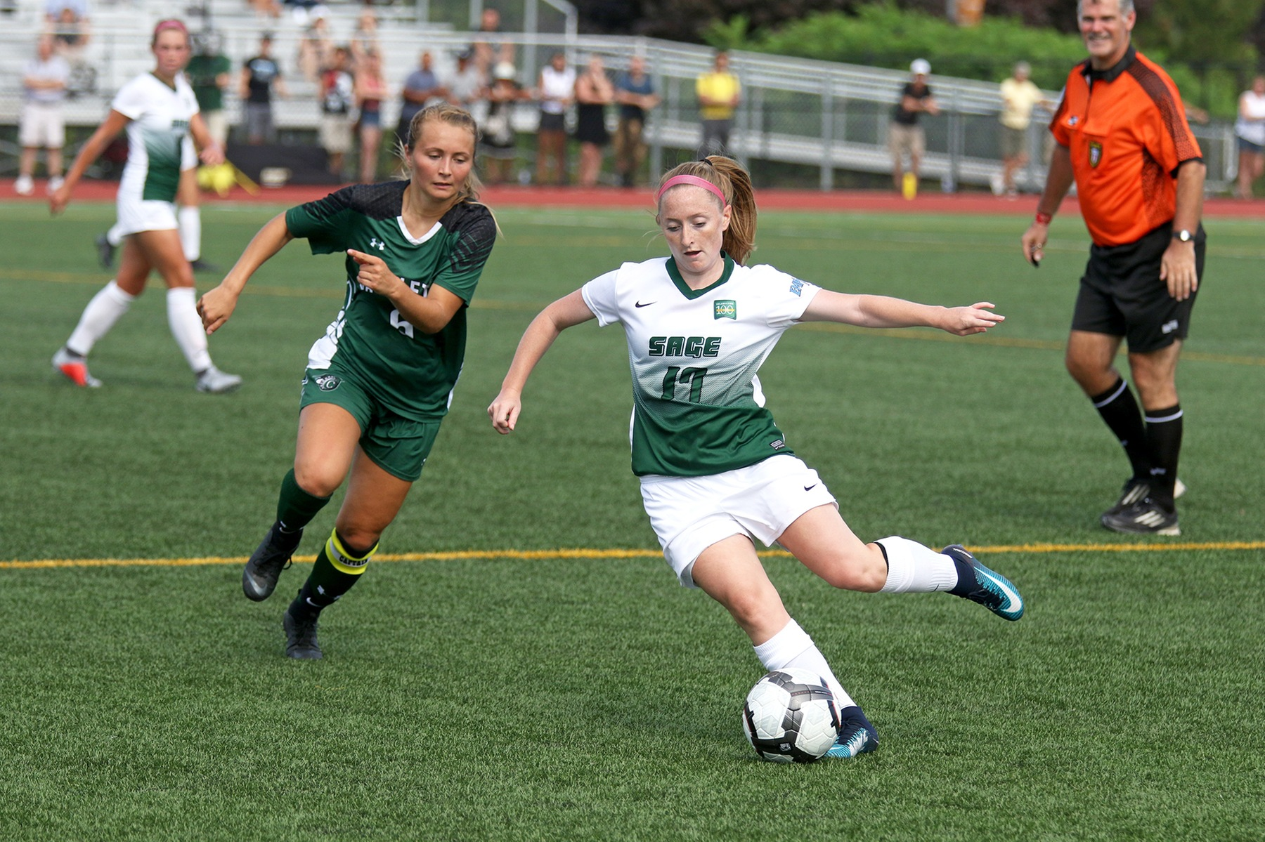 Sage women's soccer now 3-0 after 3-1 win at Bard