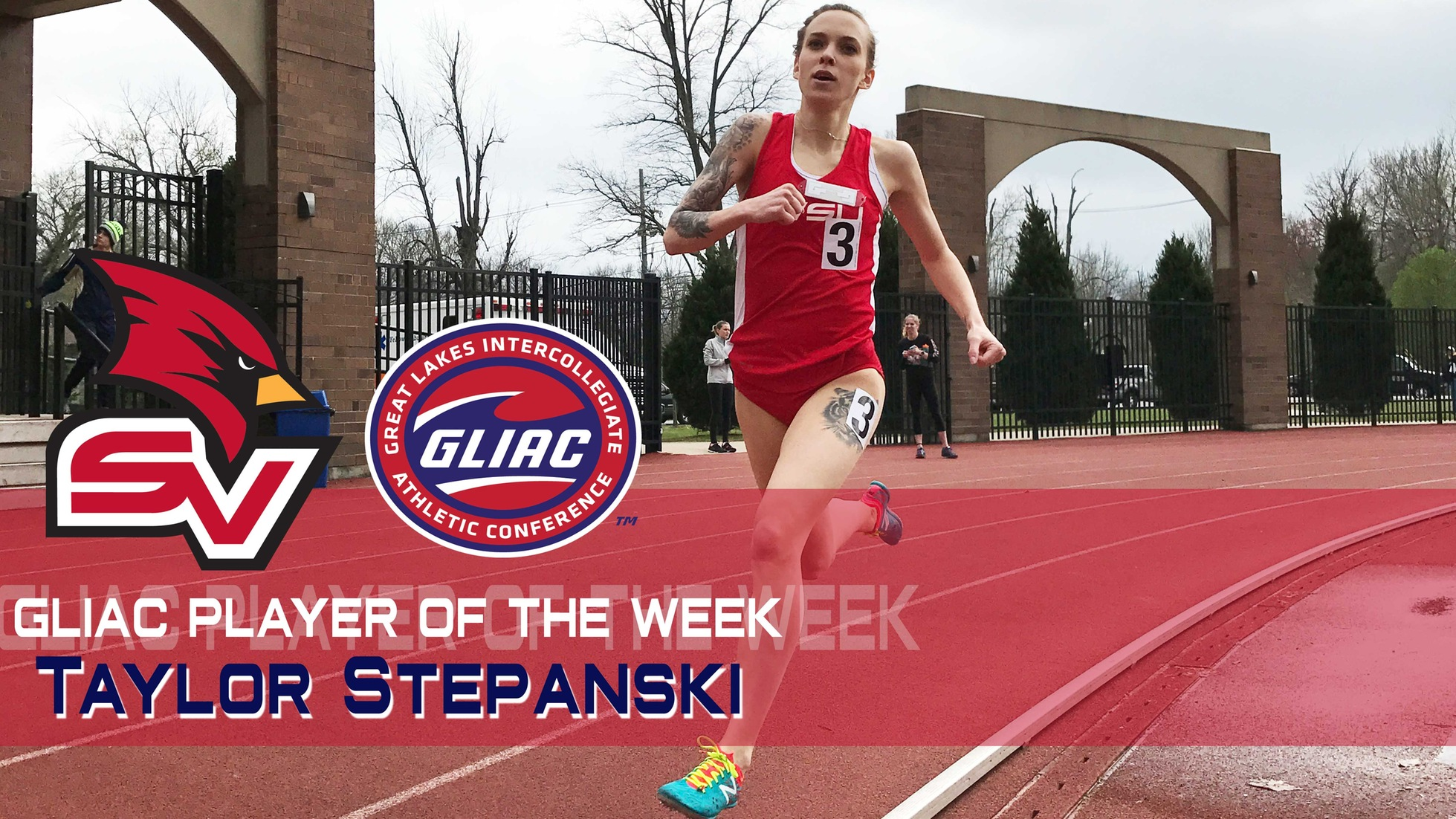 Taylor Stepanski earns GLIAC Track Athlete of the Week honors