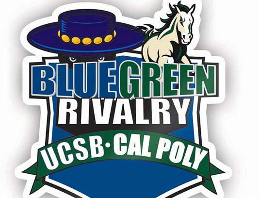 UCSB, Cal Poly Unveil Blue-Green Rivalry Website