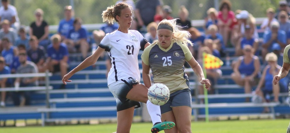 Women's soccer drops home bout to Bethany College