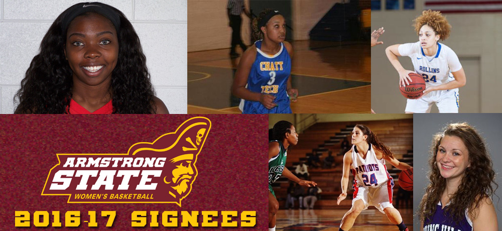 Women's Basketball Adds Five Players For 2016-17