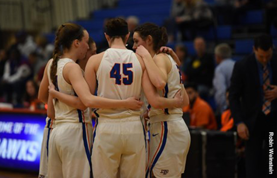 SUNY New Paltz Women's Basketball Rout Emmanuel 80-49 and Cement Spot in NCAA Sweet 16