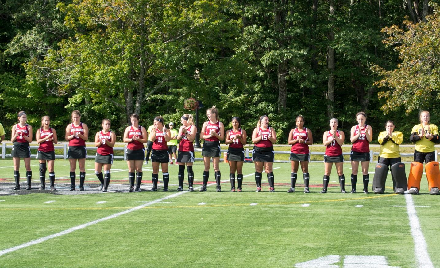 FIELD HOCKEY: Simmons knocks Anna Maria from GNAC playoffs