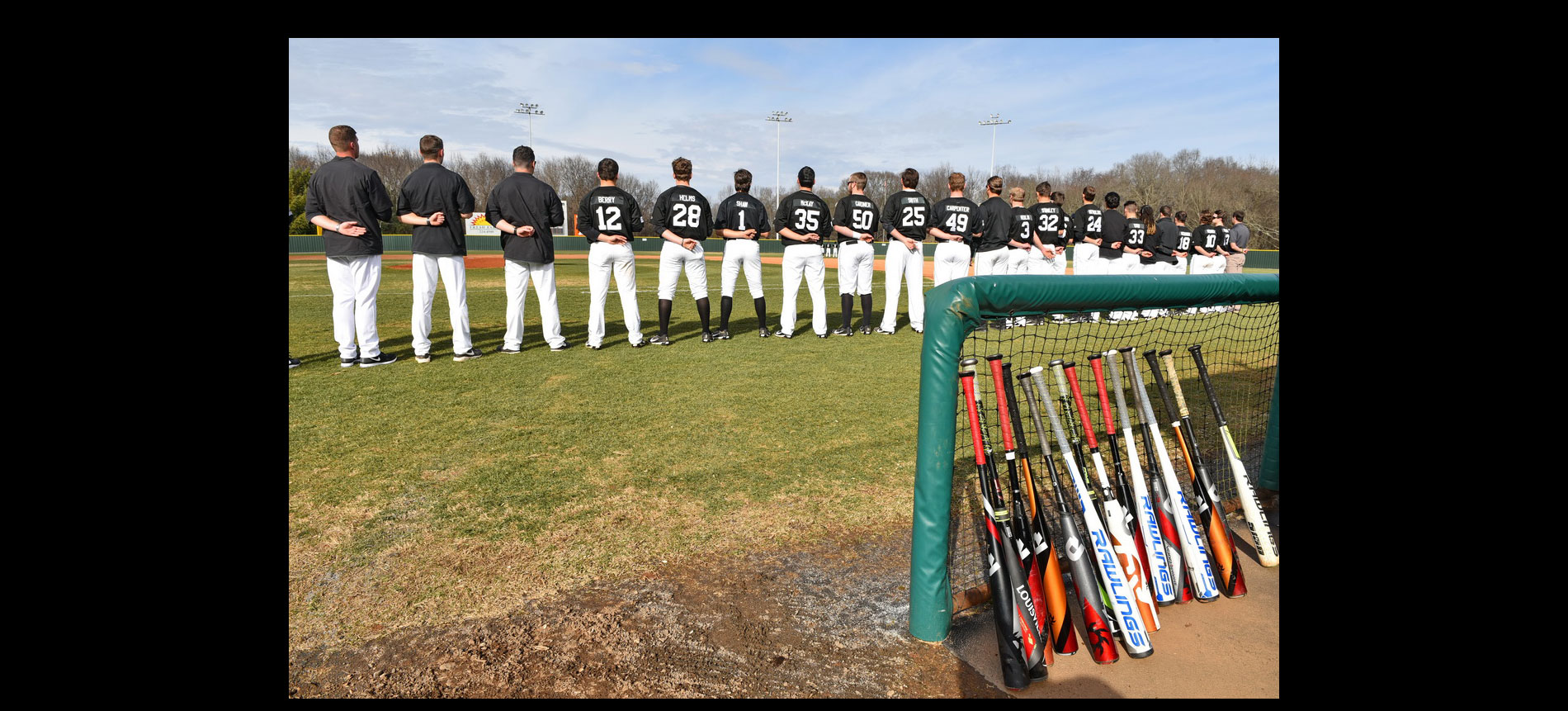 Baseball to Open Conference Slate by Playing Host to Lenoir-Rhyne