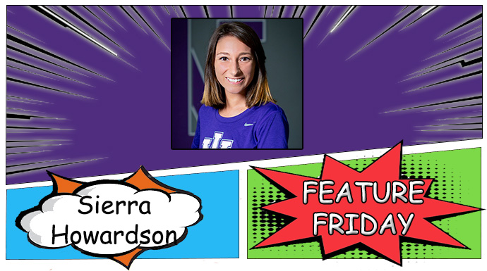 Feature Friday with Sierra Howardson