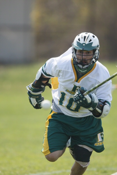 Meola Leaves Farmingdale as All-Time Leading Scorer