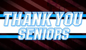 Thank You Seniors