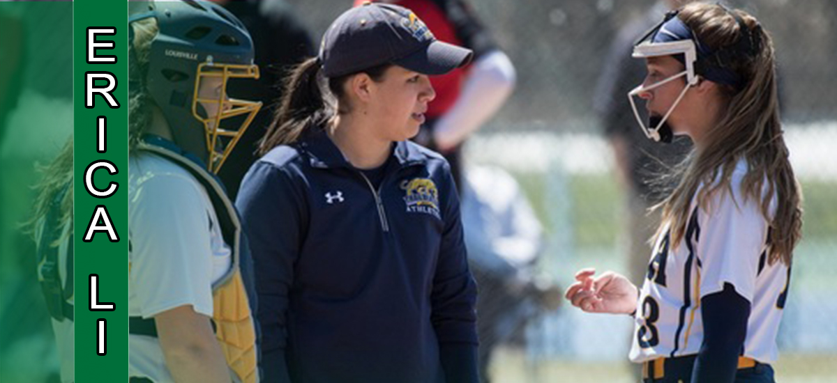 Sage selects Erica Li to lead Softball Program