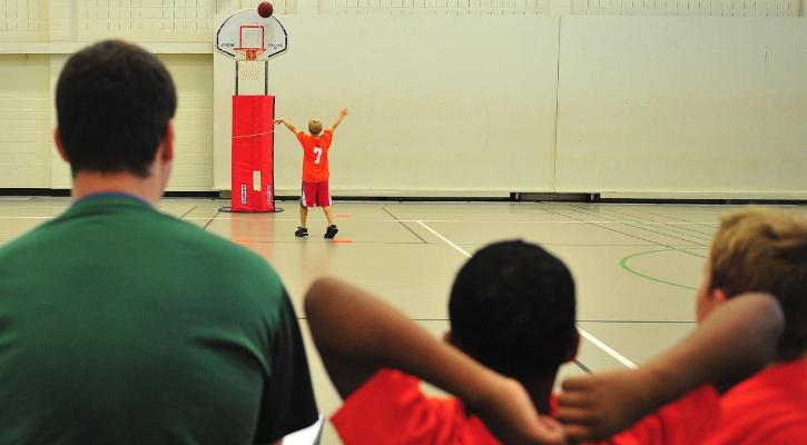 GC Basketball to Host Pee Wee Camp July 28-Aug. 1