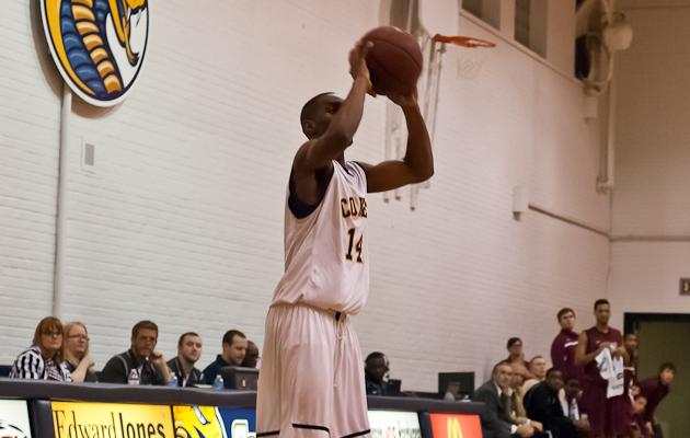 Team Effort Leads Coker to 81-59 Win Over Catawba