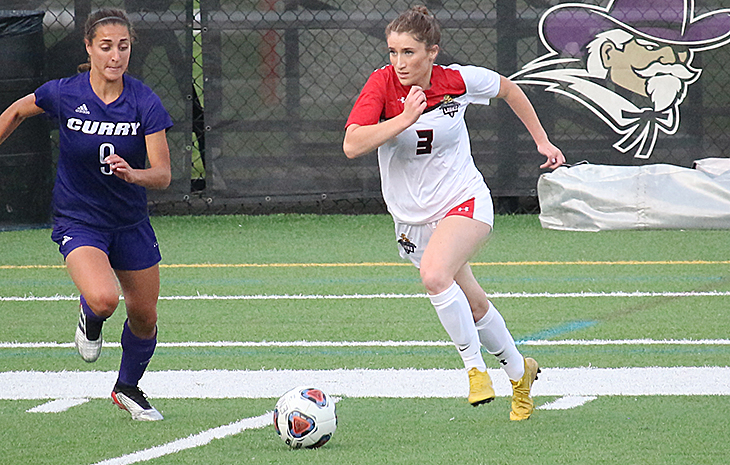 Women's Soccer Edged 2-1 at Saint Joseph (CT)