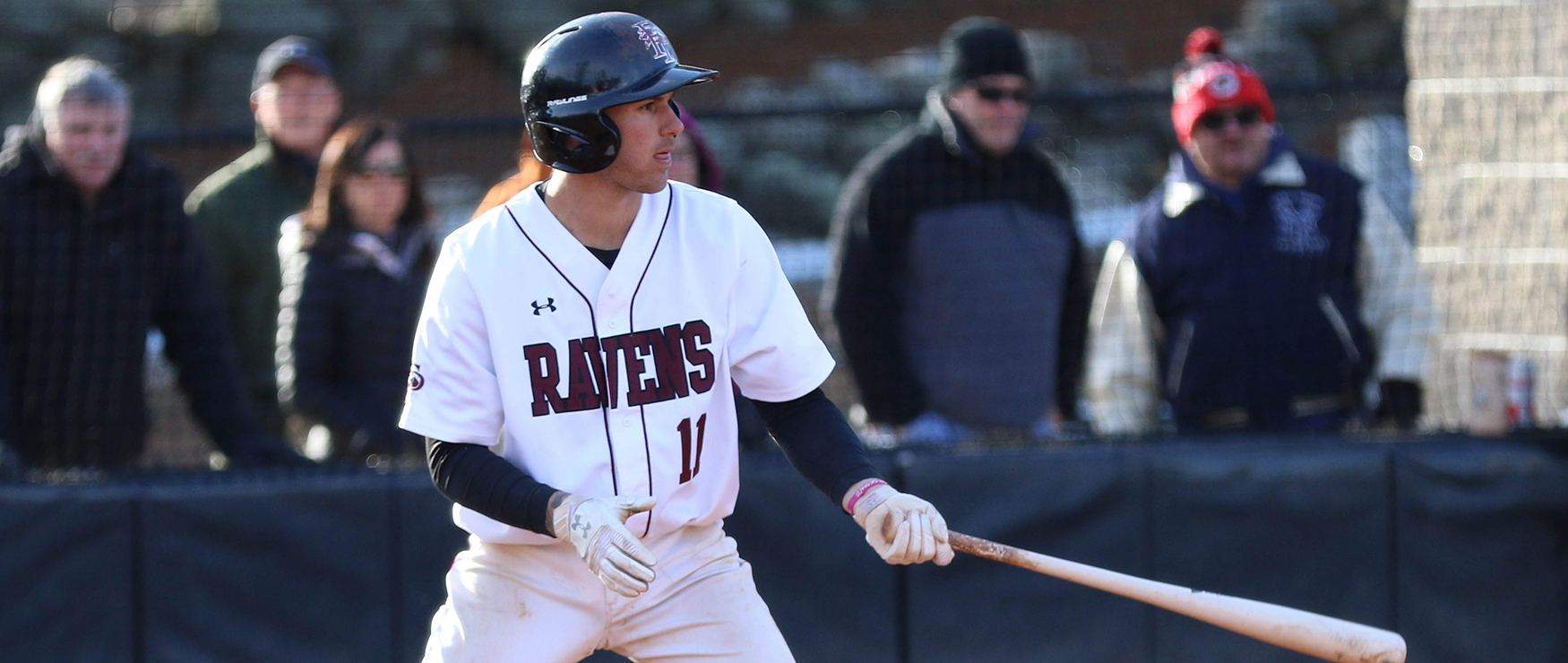 Chase, Boria, Bats Lead Baseball in 15-3 Romp at Saint Anselm
