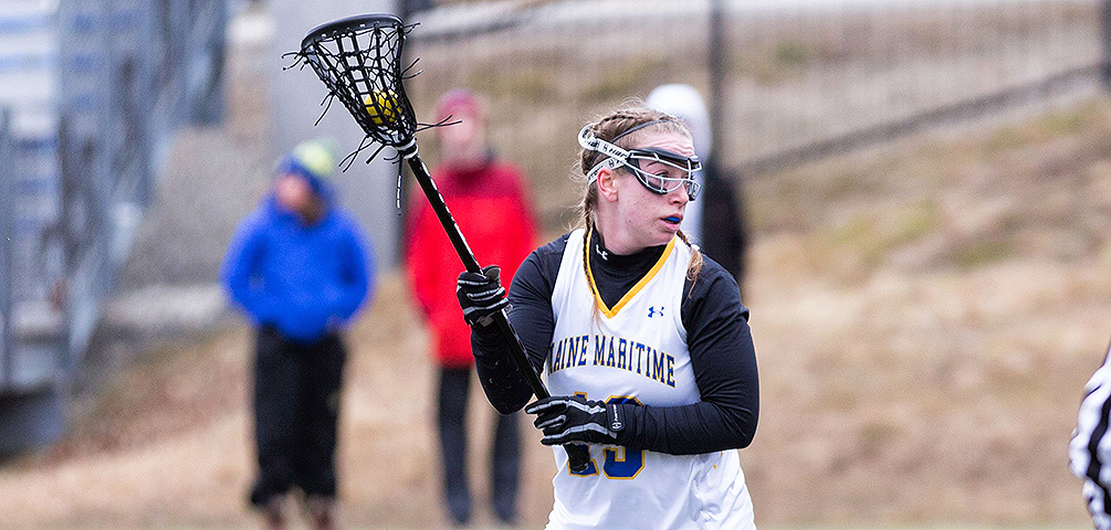 Women's Lacrosse Powers Past Thomas; Secures No. 5 Seed in NAC Tournament