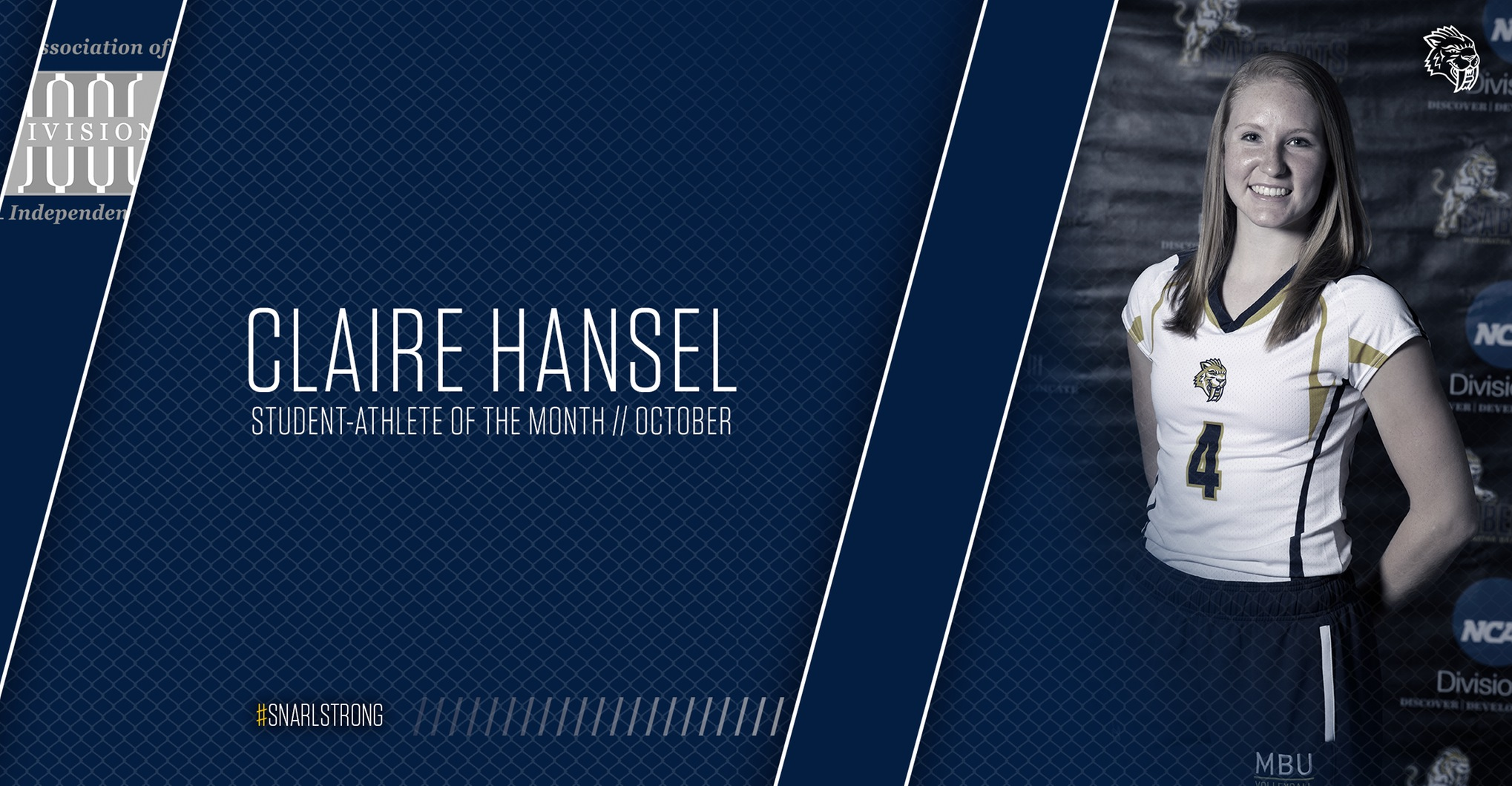 Monthly Honors for Hansel