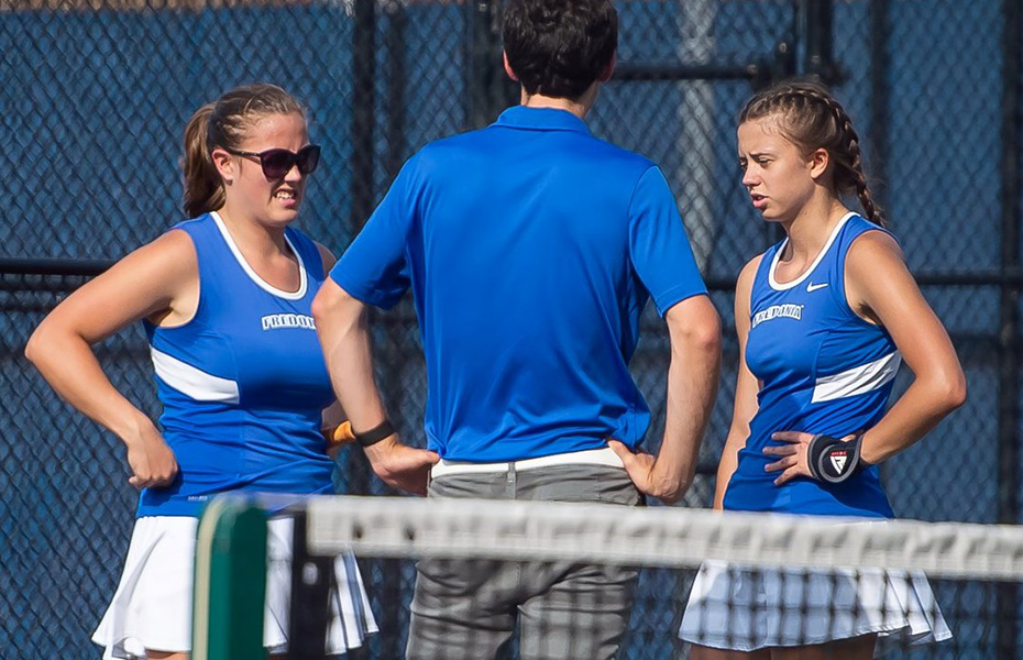 Chiacchia Sisters Sweep Women's Tennis Weekly Awards