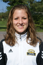 Keri Wilson was the top finisher for the UMBC women