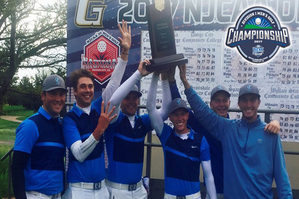 Odessa wins Men's Golf National Championship