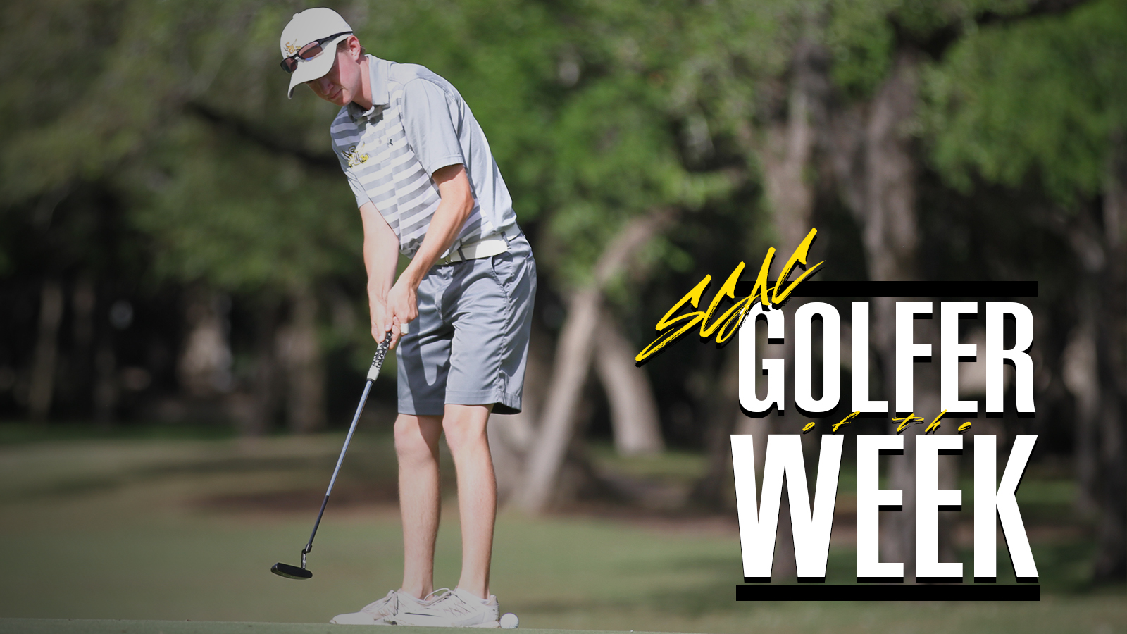 Christl Named SCAC Golfer of the Week