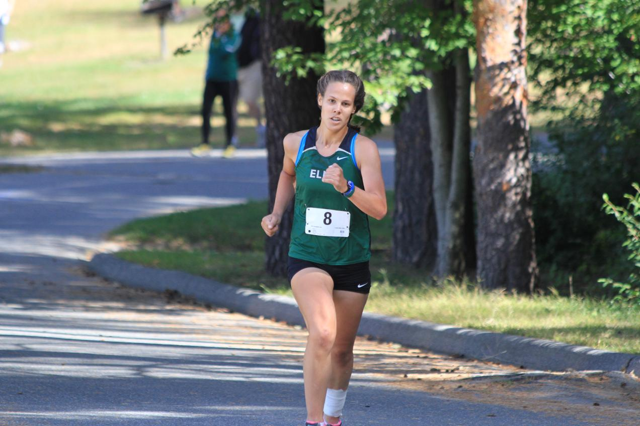 Cross Country Sets Personal Records at Connecticut College Invite