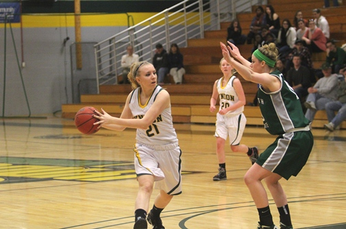 Lyndon women beat Plymouth