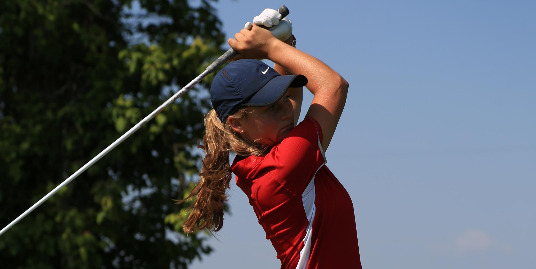 Women's Golf competes in first-ever tournament over the weekend