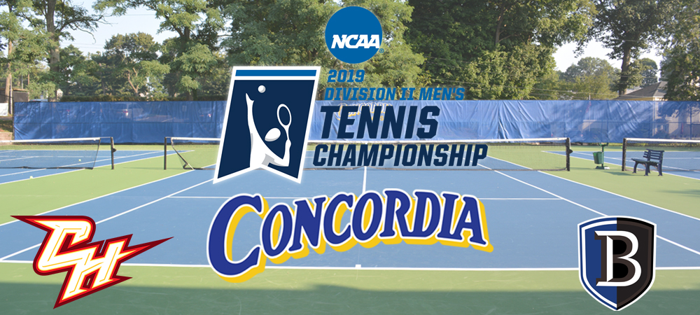Men's Tennis Set To Host NCAA Division II East Region I Saturday and Sunday