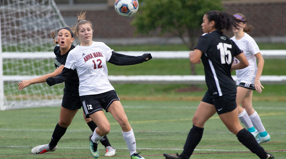 Women's Soccer Charged by Colby-Sawyer