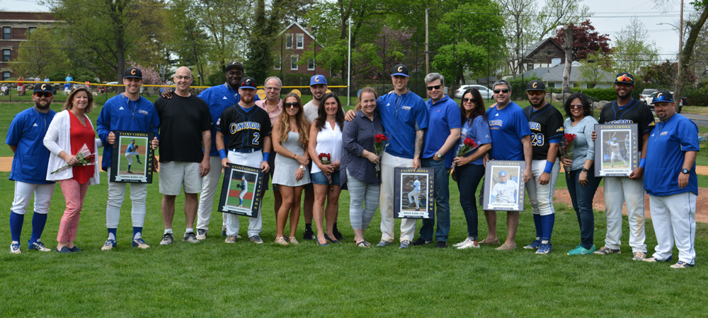Concordia Baseball Sweeps USciences on Senior Day; Earns Come-From-Behind Walk-Off Victory in Game Two