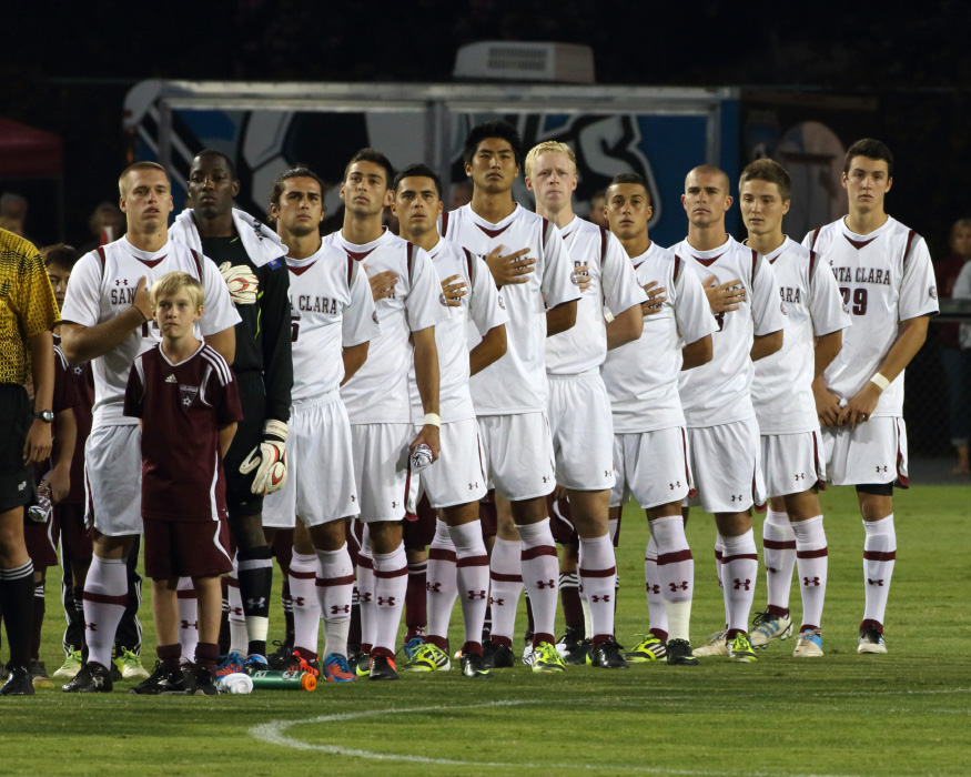 Men's Soccer Falls to No. 2 Cal in Overtime