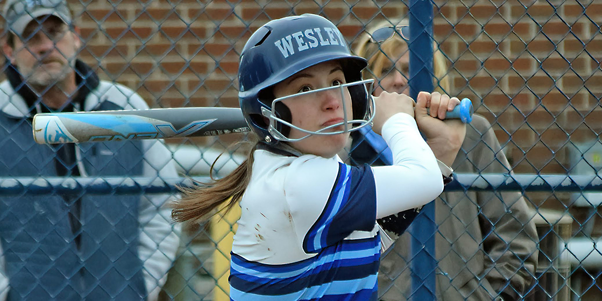 Softball cruises to run-rule sweep over Rosemont