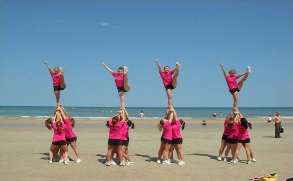Cheerleading tryouts set for May 1st