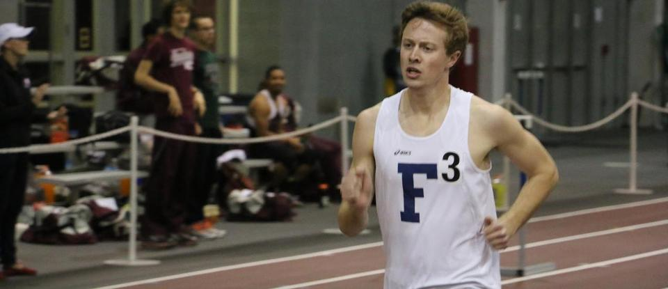 Track and Field Teams Compete at Rose-Hulman Engineer Invitational