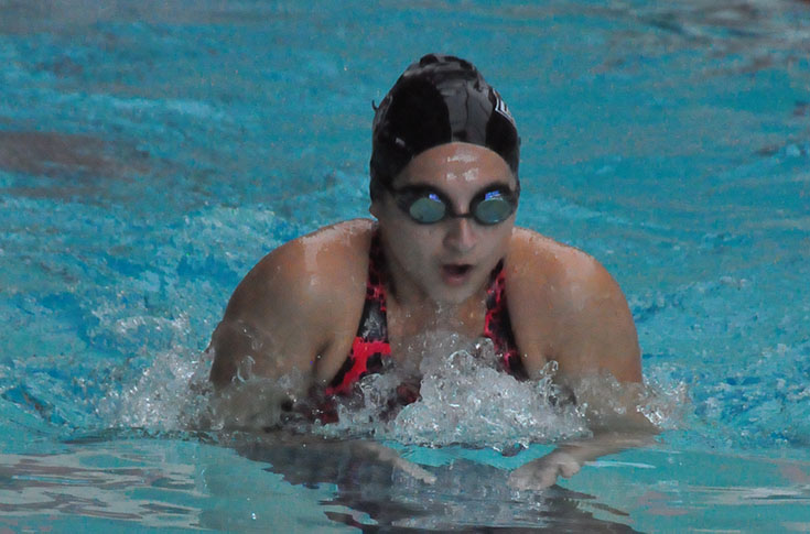Swimming: Panthers host own invitational at Hudson Natatorium