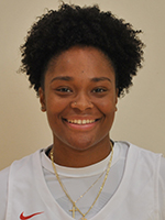 Caprice Taylor, Women's Basketball
