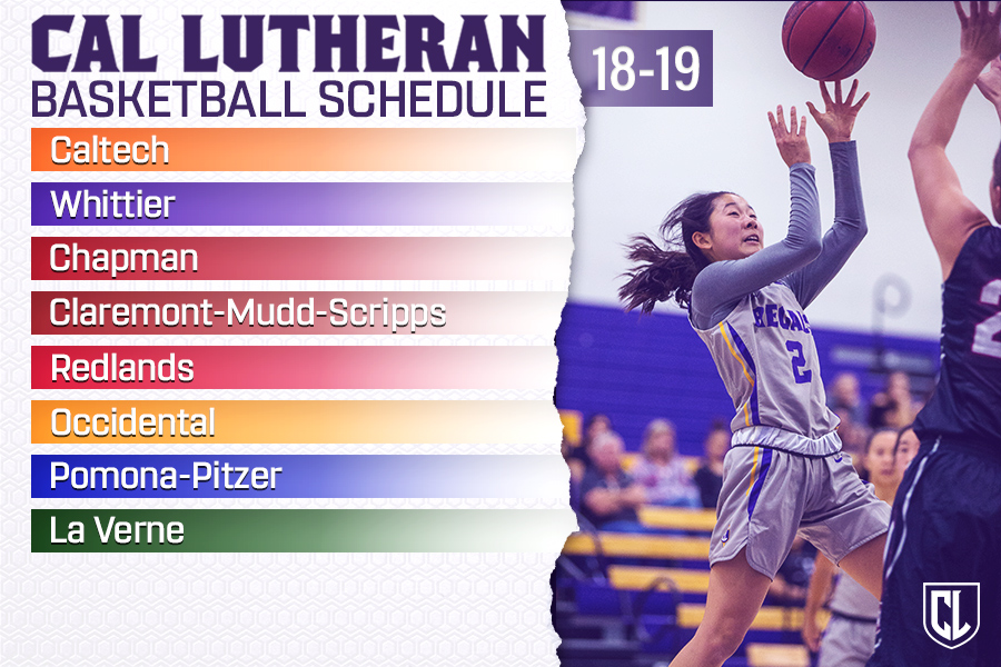 Regals Basketball Releases 2018-19 Schedule