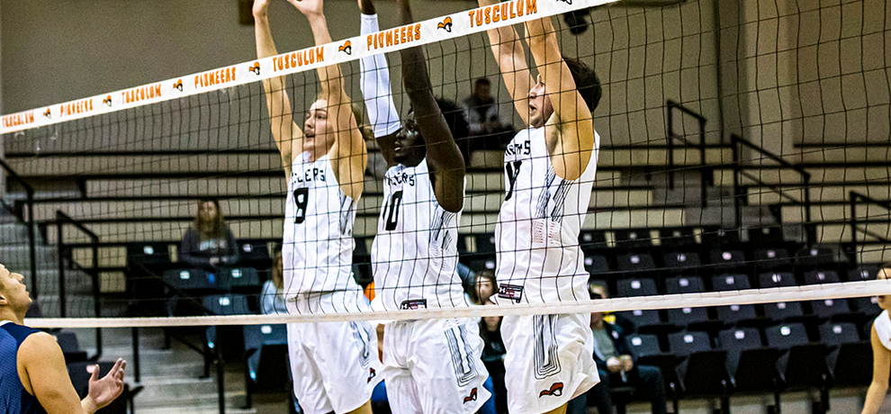 Men's Volleyball Continues Road Trip in West Virginia