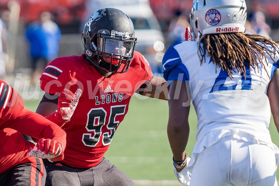 EMCC's Everitt Cunningham earns second MACJC Defensive Player of the Week honor